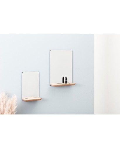 Zrkadlo A-Wood